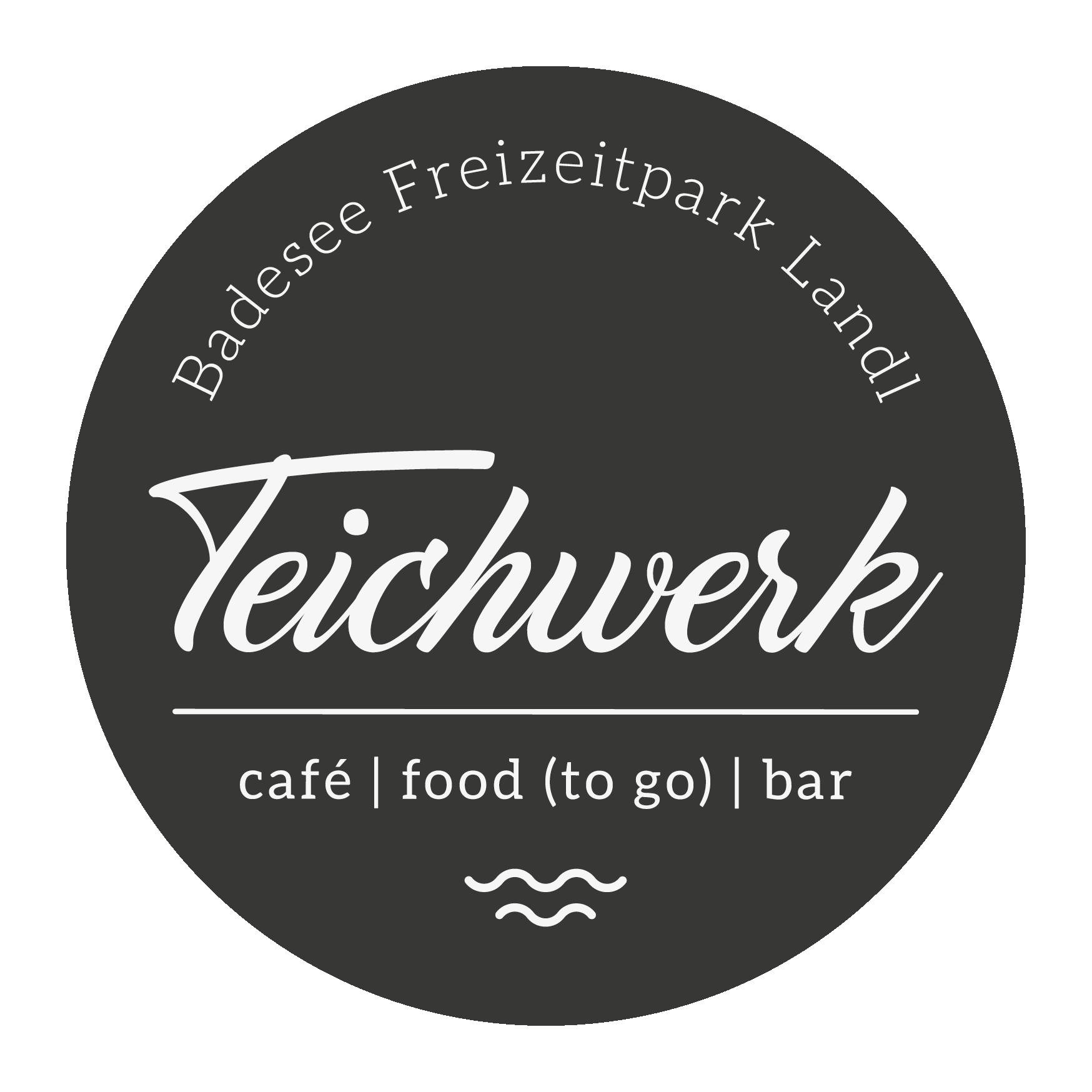 Badbuffet Teichwerk im Badesee Freizeitpark Landl